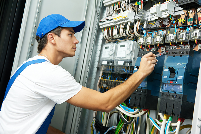 Domestic Electrician in Peterborough Cambridgeshire