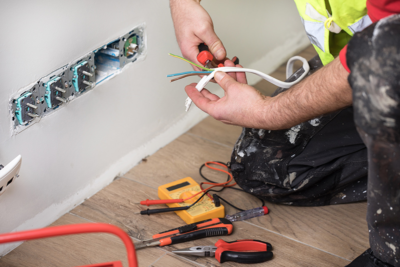 Emergency Electrician in Peterborough Cambridgeshire
